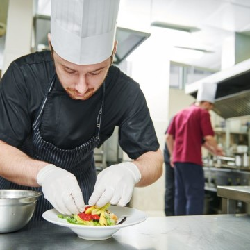 Fornecimento de almoço e janta para empresas